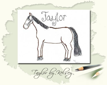 Taylor by Kelsey